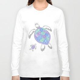 Sea Turtles Long Sleeve T-shirt