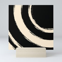 Brush Strokes V1 Mini Art Print
