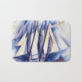 Sail Movements Bath Mat