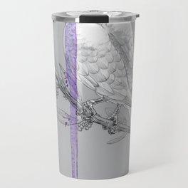When Doves Cry Travel Mug