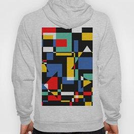 Colorful optical Hoody