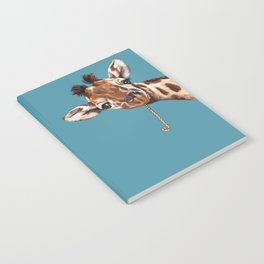 Sneaky Giraffe Notebook