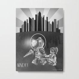 The Underwater Utopia Metal Print