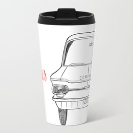 Corvair 1964 Travel Mug