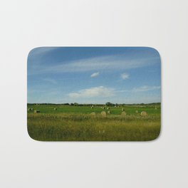 Summertime in WaterValley Bath Mat