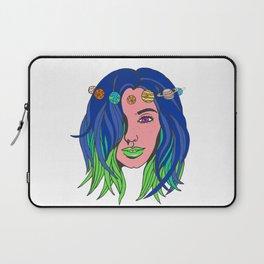Planet Goddess Laptop Sleeve