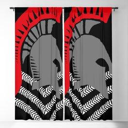 Sgt Spartan Blackout Curtain