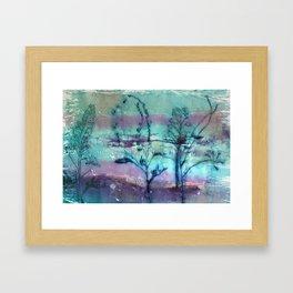 Growth Framed Art Print