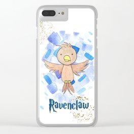 Ravenclaw - H a r r y P o t t e r inspired Clear iPhone Case