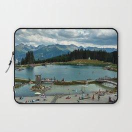 adventure park hög alps serfaus fiss ladis tyrol austria europe Laptop Sleeve