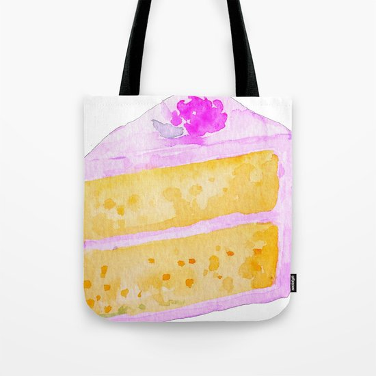 Blueberry Cake Tote Bag