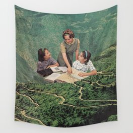 Geography Wall Tapestry