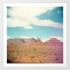 Drive By Shooting Art Print