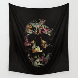 Paisley Skull Wall Tapestry
