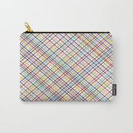 Rainbow Weave 45 Carry-All Pouch