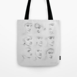 In my dreams you are a part of me. Tote Bag