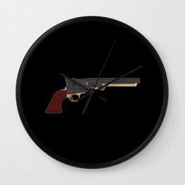 Colt 45 Wall Clock