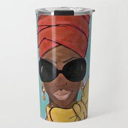 Super Bad Sistah Travel Mug