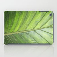 palm iPad Cases featuring Palm by ALLY COXON