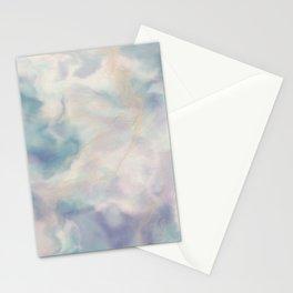 Unicorn Marble Stationery Cards