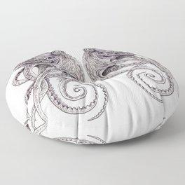 Cephalopod Floor Pillow