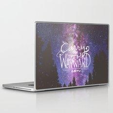 supernatural carry on my wayward son Laptop & iPad Skin