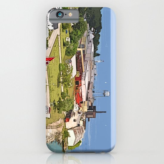 Port Huron iPhone & iPod Case