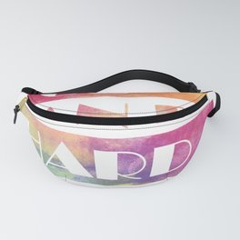 you can do hard things v.2 Fanny Pack