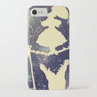 haunted mansion iPhone & iPod Cases featuring Haunted by Kayleigh Kirkpatrick