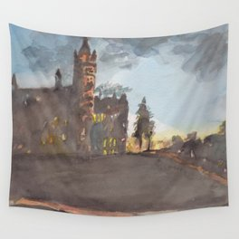Crouse College, Syracuse University Wall Tapestry