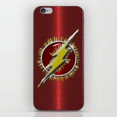 Electrified Flash iPhone & iPod Skin