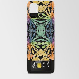 Summer flowering Android Card Case