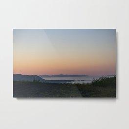 Distant Islands Metal Print
