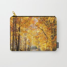 Michigan, Golden Road Carry-All Pouch