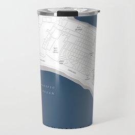 Coronado Map Travel Mug