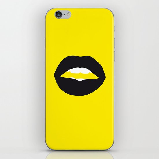 The Wasp Woman iPhone & iPod Skin