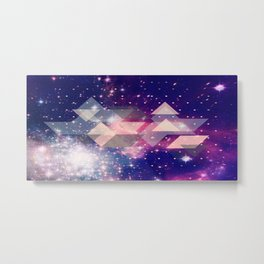 Wayward space Metal Print