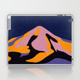 Over The Sunset Mountains II Laptop & iPad Skin