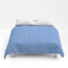 Simply Cornflower Blue Comforters