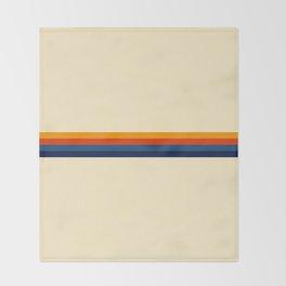 Summer of Love Throw Blanket