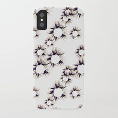 Lace Flower Slim Case iPhone X