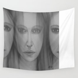 Confusion by Saribelle Rodriguez Wall Tapestry