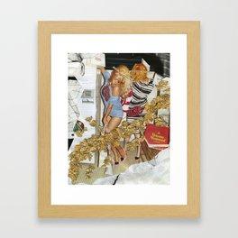 Fashion Whore  Framed Art Print