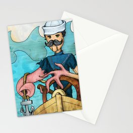 The Mariner Stationery Cards