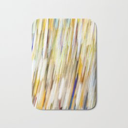Bright Shower of Color Bath Mat