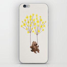 Stars Swing iPhone Skin