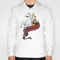 aragorn Hoodies featuring Horse Lords by Charleighkat