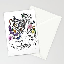 Hey Love Stationery Cards