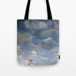 Semiotic Sky  Tote Bag