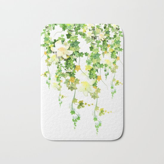 Watercolor Ivy by nadja1